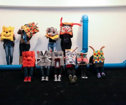"""סדנאות אמנות פתוחות לילדים במוזיאון, 10 ש""""ח"""