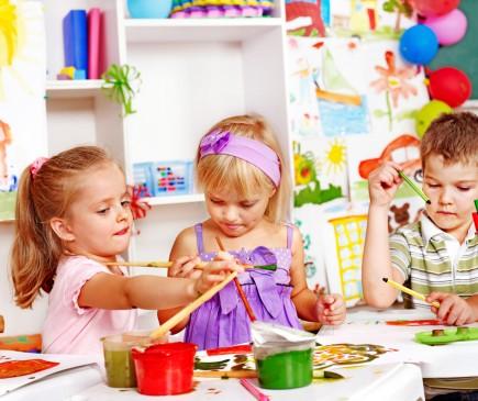 סדנאות אמנות פתוחות לילדים