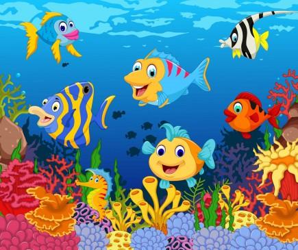שעת סיפור – סיפורו של דג