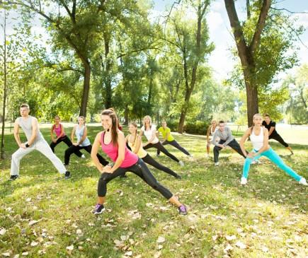 """עושים ספורט בעיר: התעמלות בריאותית בגן הי""""א   הכניסה חופשית"""
