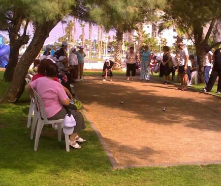 עושים ספורט בעיר: פטאנק   גן הריביירה   הכניסה חופשית