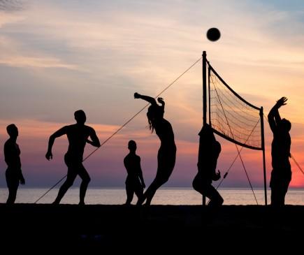 עושים ספורט בעיר: כדורעף חופים   חוף הריביירה   הכניסה חופשית